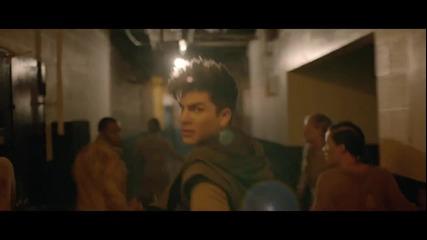 Hq Страхотна Песен+превод!!! Adam Lambert - Never Close Our Eyes