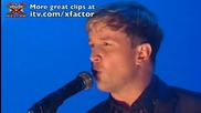 Westlife - What About Now (live on The X Factor 25.10.09)