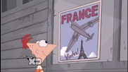 Phineas and Ferb - The City of Love Hd