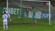 Дориан Бабунски изравни резултата срещу Славия