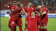 Най-добрите моменти на Ц С К А от началото на сезон 2014/15