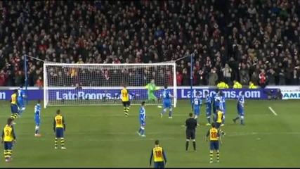 Брайтън-Арсенал 2:3, ФА Къп