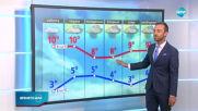 Прогноза за времето (05.12.2020 - обедна емисия)