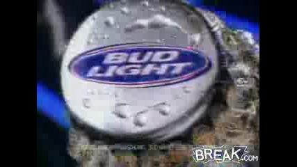 Реклама на Бира Bud Light
