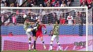 10 феноменални гола на Ибрахимович