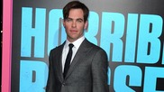 Chris Pine Explains his Single Tear at The Oscars