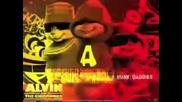 Chipmunks Umbrella By Rihanna Featuring Ja