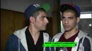 BG MUSIC LOADING - концерт на СкандаУ, Любен и Близнаците в 95 СОУ, София