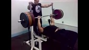 Misha Koklyaev lejanka 220 kg