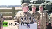 Ukraine: Minsk agreements gave time rearm and boost defence - Poroshenko