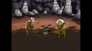 Courage the Cowardly dog sesone2 ep1 the magic tree of nowhere