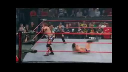 Webmatch Robert Roode vs. Chris Sabin