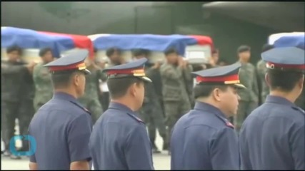 Philippine Lawmakers Hold Aquino Responsible for Bungled Mission