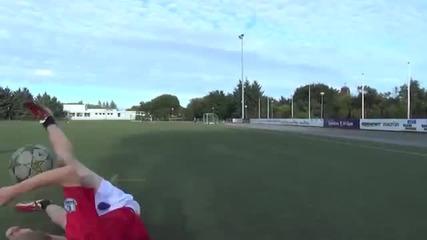 Как да бъдем футболен съдия