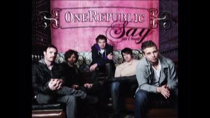 One Republic - Say - All I Need (the Vampire Diaries S01e01)