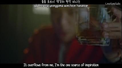 [mv/hd] Big Bang – Zutter [english subs, Romanization & Hangul]