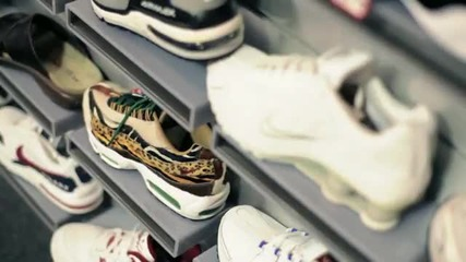 Mistah Fab - Sneaker Head (music Video)