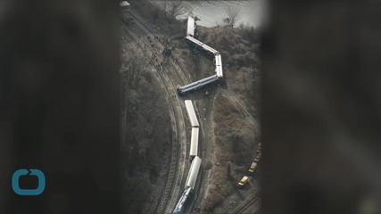 Another Amtrak Passenger Says Object Struck His Train