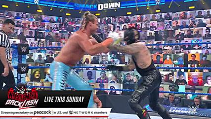Rey Mysterio vs. Dolph Ziggler: SmackDown, May 14, 2021