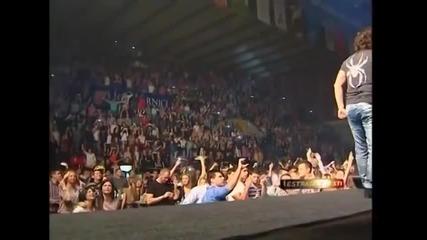 Aca Lukas - Veliki koncert u Kragujevcu - Estradne vesti - (TV DM SAT 2014)