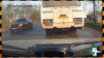 Компилация от автомобилни катастрофи №1