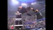 Hardyz vs Dudleyz - Tag Team Championship table Match