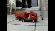 Камион Scania - Играчка