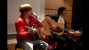 Justin пее Lose Control