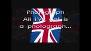 Def Leppard - Photograph - Lyrics