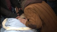 State of Palestine: Mourners pay respects to 17-yo shot dead by Israeli forces *GRAPHIC*