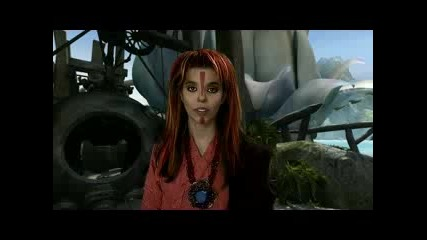 Myst IV Revelation - - The RedHaired Priestess
