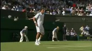 Best Tennis Highlights - Wimbledon 2009(quarterfinals)