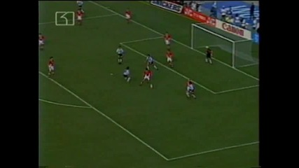 Аржентина - България 0 - 2 [ 30.06.1994 ]