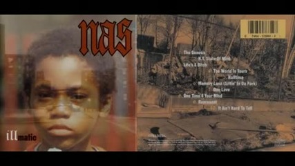 Nas - One Time 4 your Mind