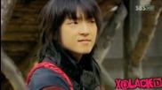 iljimae Bong soo x yong The reason I