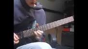 Children Of Bodom solos Demonstration by Gaabh