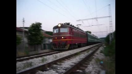 Международен влак - 21.06.2011г.