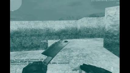 Deathrun Artic Cs 1.6 Gameplay