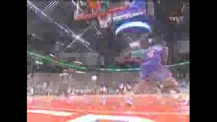 All - Stars Dunk Contest