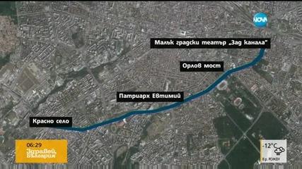 Метрото в София се разраства