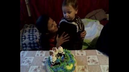 от рожденния ден на алекс на 1 годинка.