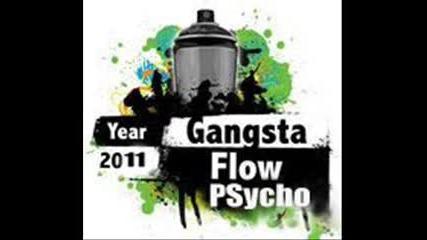 Gangsta Flow: Psycho - Въоражен .mp3
