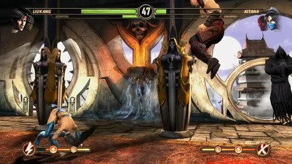 Mortal kombat kompete edition още бой