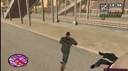 Grand Theft Auto: San Andreas - Епизод 40 ( Битка за територия )