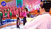 Росинка - 52 zecchino doro La danza di Rosinka con ospite
