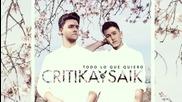 Critika y Saik - Todo Lo Que Quiero ( Audio)