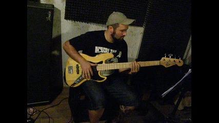 Fender Jazz Bass Replica Review - slap bass
