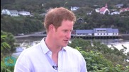 Prince Harry Says He'd Love to Have Kids
