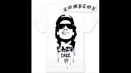 Eazy - E - Boyz N The Hood (remix) - [ Eazy Duz It 1988]