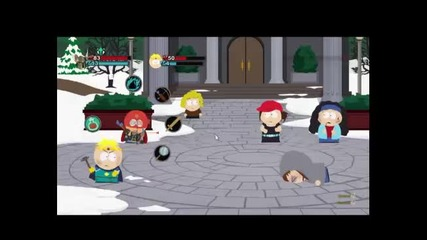 South Park - The Stick Of Truth Gameplay